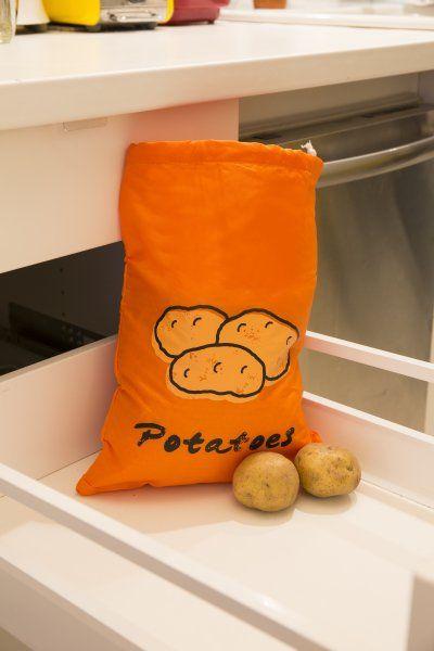 Pytlíček na brambory