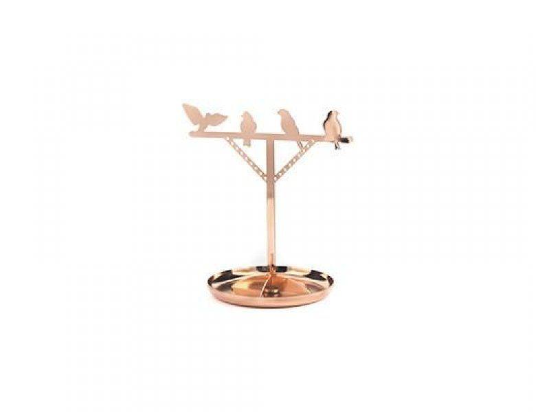 Stojánek na šperky – ptáčci