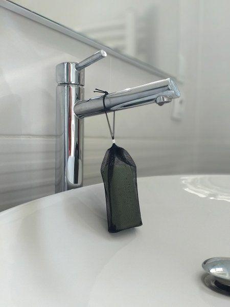 Sáčkovka mýdlovnice – černá