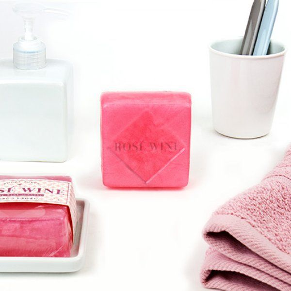 Opilé mýdlo – Rosé