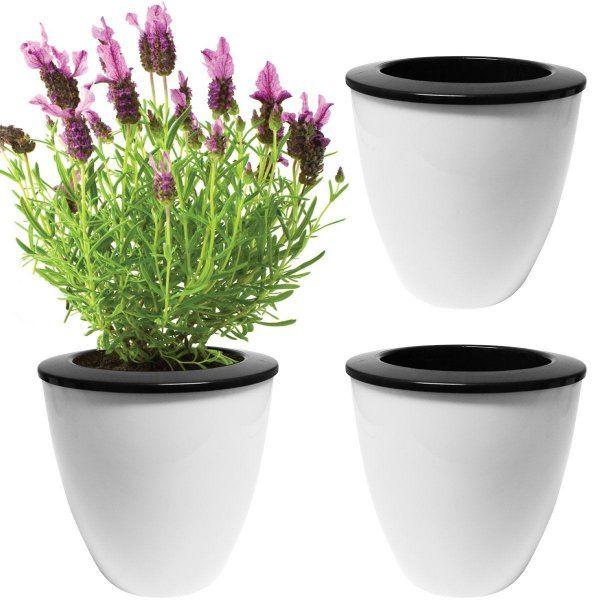 Samozavlažovací květináč - malý