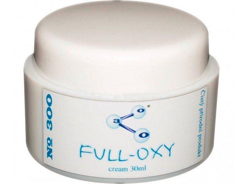 Dezinfekční krém Full OXY na bázi ozonu 30ml