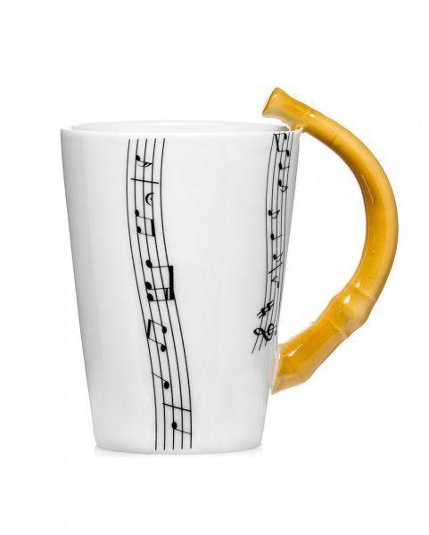 Hudební hrnek – flétna