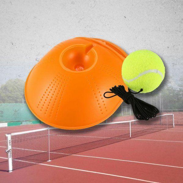 Tenisový trenažer - zelená
