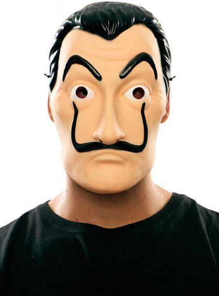 Maska na obličej - La Casa Del Papel