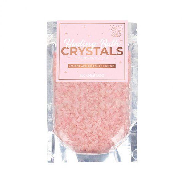Třpytivé krystaly - do koupele