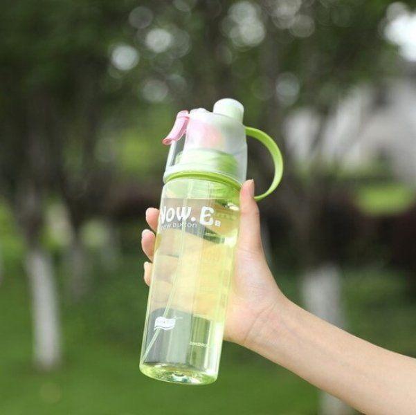 Osvěžující láhev - Zelená