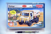 Stavebnice Monti 17 Rally Merced 1:48 v krabici 22x15x6cm