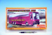 Stavebnice Monti 32 Transcontinental Bus v krabici 32x17x7cm