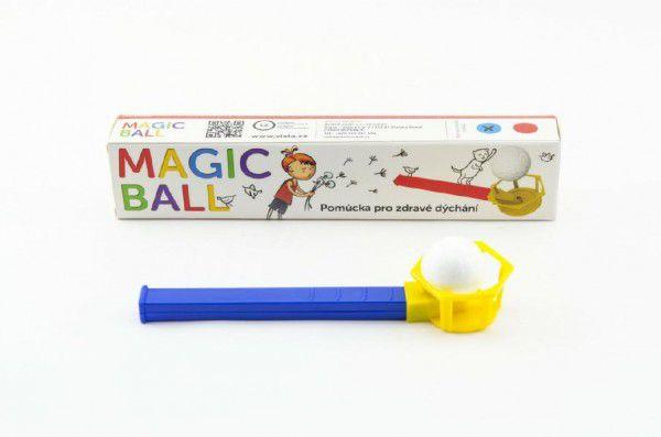 Magic ball kouzelný míček v krabičce 22x4,5x3cm