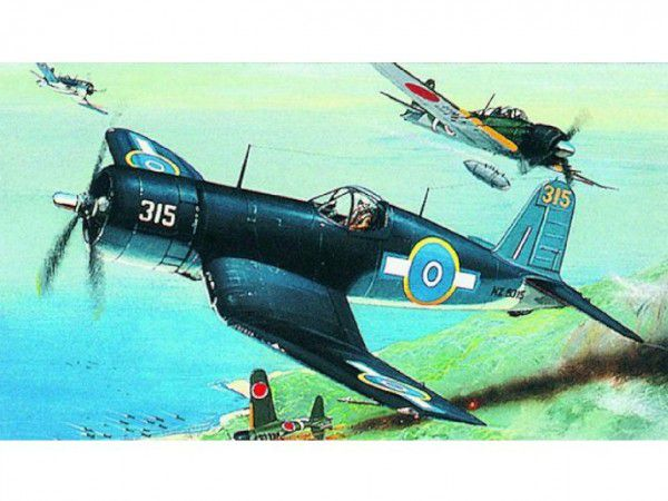 Směr Model letadla Chance Vought F4U 1 Corsair 1:72