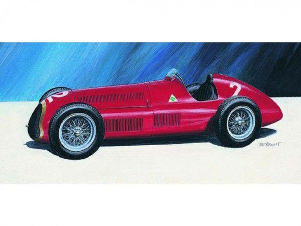 Směr Alfa Romeo auto 1947 auta 1:24