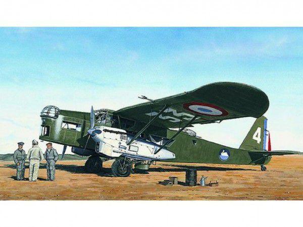 SMĚR Model letadlo Potez 540 stavebnice letadla 75343 1:72