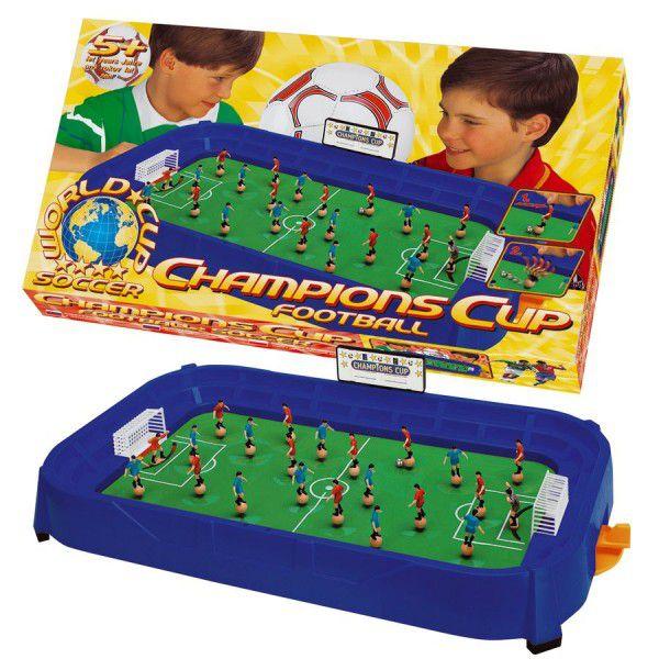 Kopaná/Fotbal Champion společenská hra plast v krabici 63x36x9cm