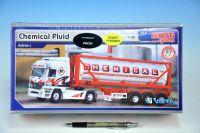 Stavebnice Monti 60 Chemical Fluid Actros L-MB 1:48 v krabici 31,5x16,5x7,5cm