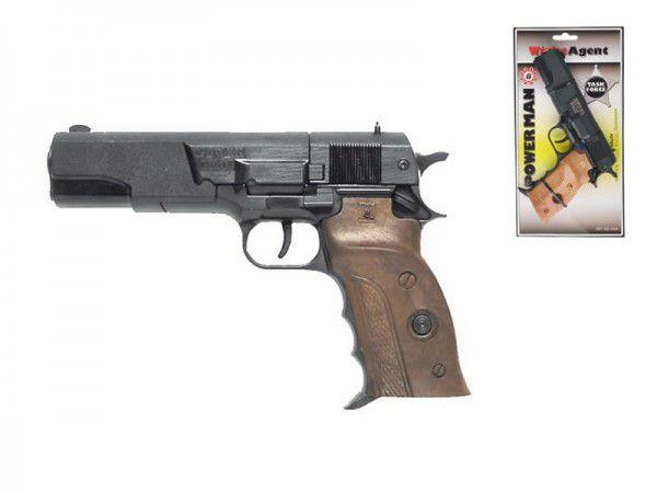 OEM Pistole Kapslovka Powerman 22cm 8 ran na kartě