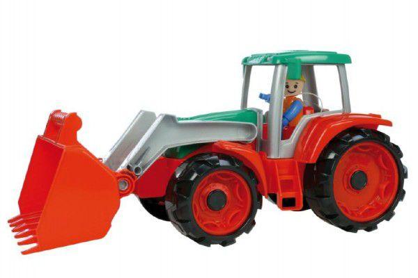 LENA Auto Truxx traktor nakladač plast 35cm