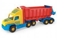 Auto Super Truck sklápěč plast 75cm v síťce 12m+ Wader