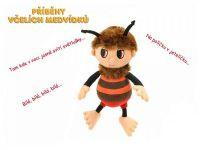 Včelí medvídek Brumda plyš česky zpívající 26cm na baterie 0+Příběhy Včelích Medvídků