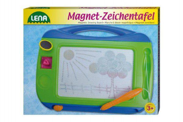 Magnetická tabulka barevná 31x24cm