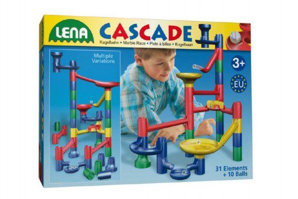 Lena 65292 Kuličková dráha Jump kaskády