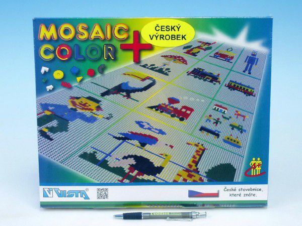 Vista Mosaic Color+