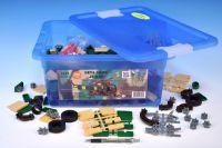 Stavebnice Seva Army Jumbo 1159ks v plastovém boxu 41x29x20cm
