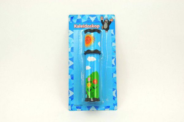 Kaleidoskop - Krasohled Krtek 20cm na kartě