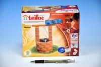 Stavebnice Teifoc Studna v krabici 18x15x8cm