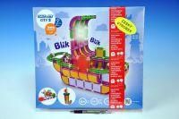 Stavebnice Seva City 2 plast 467ks v krabici 35x33x8cm