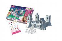 Princeznin Pohádkový zámek kreativní sada v krabici 40x27x6cm