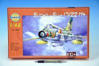 Model Suchoj SU-17/22 M4 v krabici 35x22x5cm
