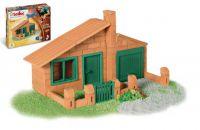 Stavebnice Teifoc Domek Luis 180ks v krabici 35x29x8cm