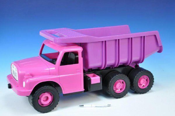 Dino Auto Tatra 148 plast růžová 73 cm