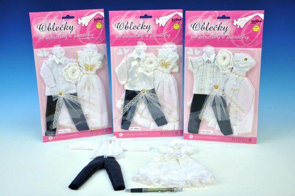 Teddies Šaty/Oblečky na panenky