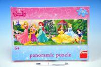 Puzzle Princezny na promenádě 150dílků 66x23cm v krabici 33x23x3,5cm