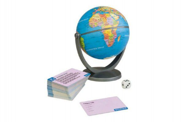 IQ Globus kvízová společenská hra v krabici 14,5x14x11cm