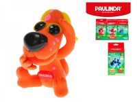 Tvořivá hmota/modelína Paulinda Funny dog 28g+8g s doplňky - 6 druhů