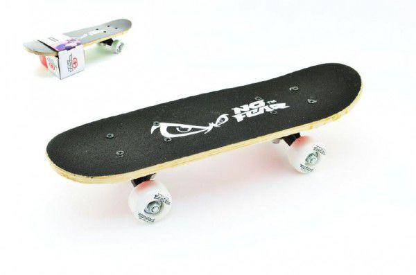 Skateboard dřevo 43x13cm nosnost 50kg