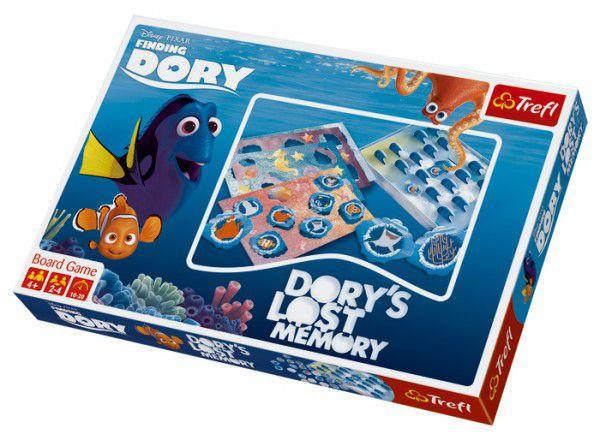Hledá se Dory společenská hra v krabici 40x26x4cm