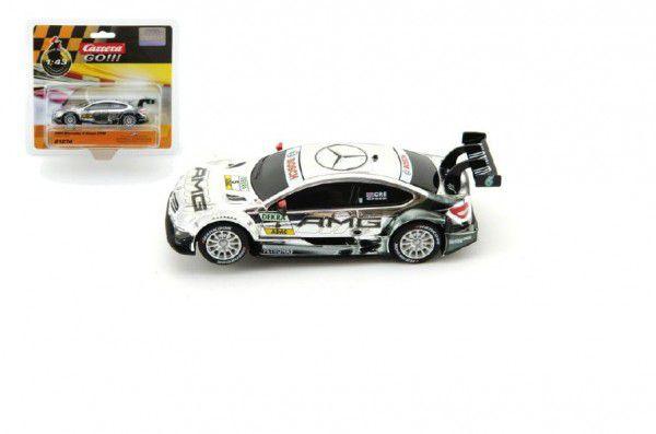 Auto Carrera GO!!! AMG Mercedes C-Coupe DTM J.Green No.5 12cm v krabičce