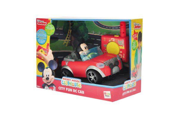Mickey Mouse Clubhouse RC 16cm 2,4GHz na baterie v krabičce 18m+