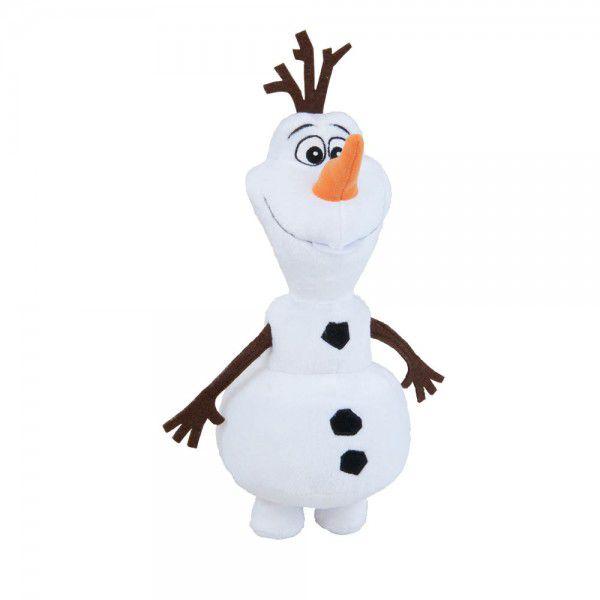 Sněhulák Olaf plyš 36cm stojící Frozen/Ledové království