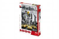 Puzzle New York - koláž 1000 dílků 47x66cm v krabici 27x37x5cm