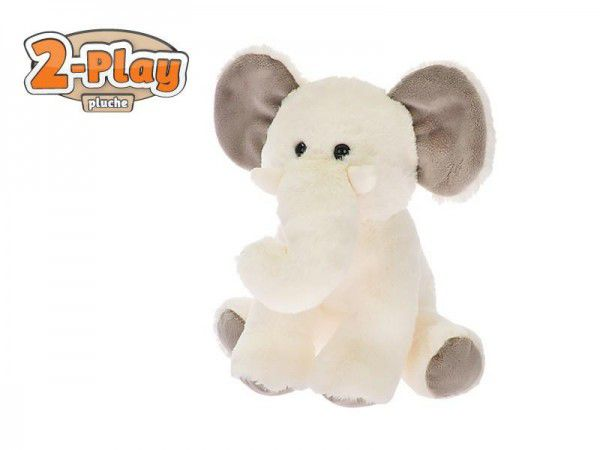 Slon plyš 26cm 2-Play 0+
