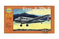 Model Siebel Si 204 A 1:72 29,5x18cm v krabici 34x19x5,5cm