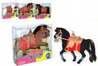 Kůň fliška 15cm - 3 barvy