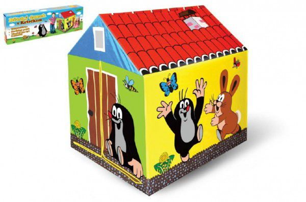 Wiky Domek/stan dětský Krtek 95x72x102cm polyester v krabici