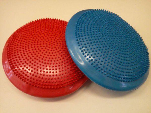 Masážní a balanční disk 33cm asst 3 barvy v sáčku