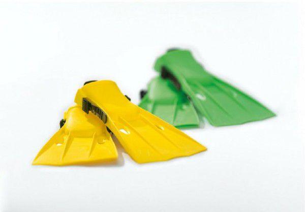 Plavecké ploutve nastavitelné plast 38-40 v sáčku 21x52x9cm